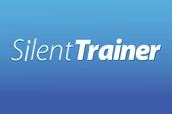 logo for Silent Trainer